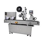Máquina de etiquetado superior e inferior para alimentos