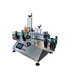 Máquina etiquetadora para viales