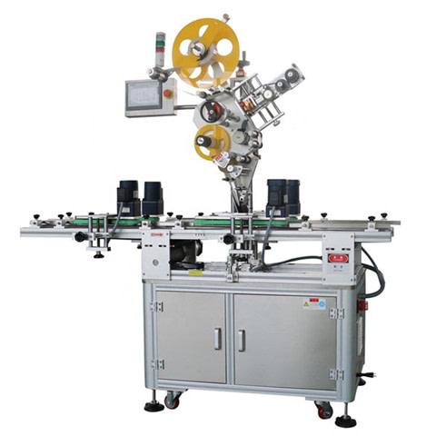 China Máquina automática de etiquetado de dos lados Fabricantes...