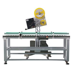 máquina etiquetadora de etiquetas de ropa
