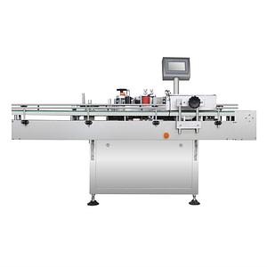 máquina etiquetadora de fabricación