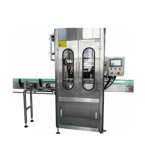 máquina de etiquetado de superficie superior