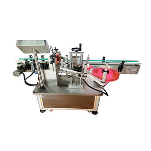 Jeringa médica/inyección/ampolla Botella/máquina de etiquetado de líquido oral