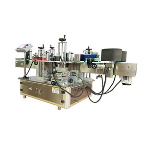 máquina etiquetadora de cuatro lados