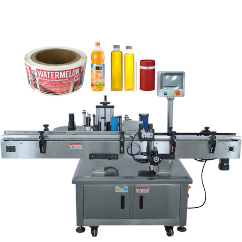 Máquina De Etiquetado Semiautomática Para Botellas...